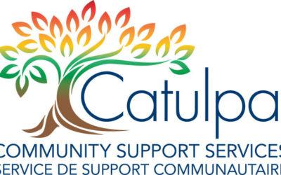 Les services et programmes Catulpa se poursuivent pendant la commande au domicile