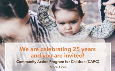 CAPC Program Celebrates 25 Years and You are Invited