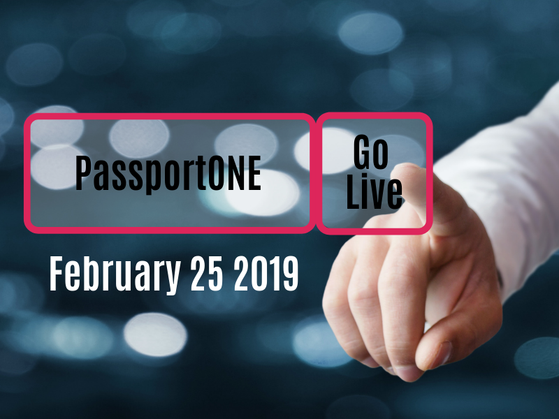 PassportONE Direct Invoicing Goes Live February 25, 2019