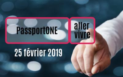 PassportONE direct facturation va vivre février 25, 2019
