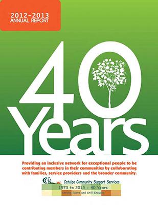 Catulpa Community Support Services Annual-Report-2012-13