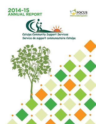 Catulpa Community Support Services Annual Report 2014-15
