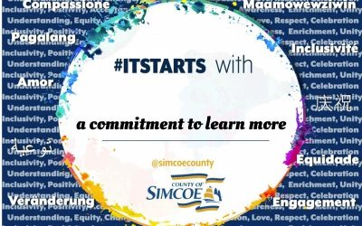 Catulpa Reconfirms Commitment to Simcoe County's #ITStarts Campaign